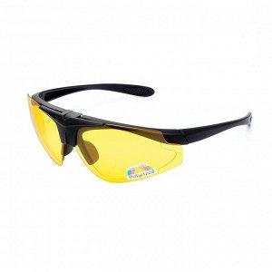 Очки поляризационные в чехле (желтый) PREMIER (PR-OP-112-Y)