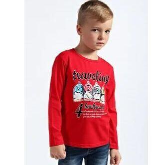 МОЁ ЧУДО-4! Стильная ШКОЛА и волшебная повседневная одежда — Лонгсливы, водолазки для мальчиков