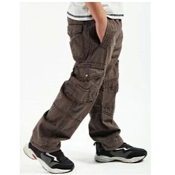МОЁ ЧУДО-4! Стильная ШКОЛА и волшебная повседневная одежда — Джинсы, брюки для мальчиков