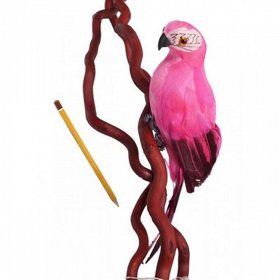 Праздник на ура- 21-1. Шары, посуда, свечи — Искусственные птицы для декора. Декоративные гнезда и яйца