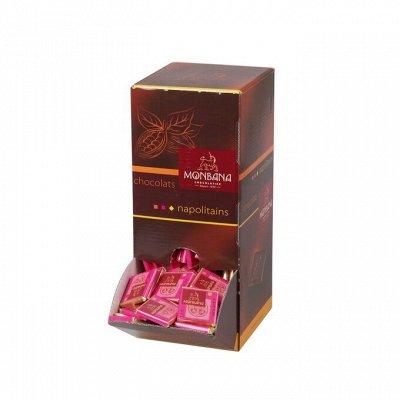 Сиропы и топпинги для кофе и чая — Порционный шоколад