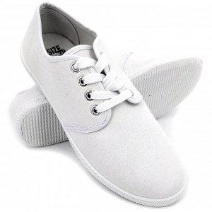 Туфли текстильные женские