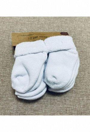 Носочки детские белые 1 пара