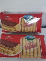 """Печенье Савоярди сахарной для Тирамису """"Forno Bonomi"""""""