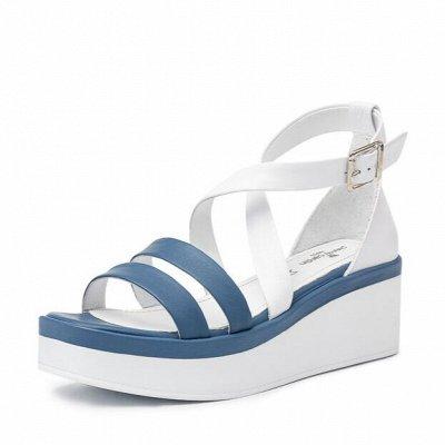 Летняя обувь — Кожа натуральная. Ряды