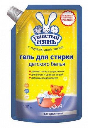УШАСТЫЙ НЯНЬ смс Жидкое 1л ДойПак /8/ 02539