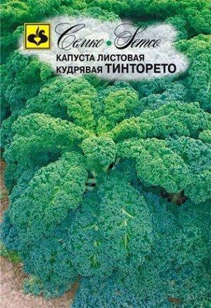 СЕМКО Капуста листовая (кэил) Тинторето