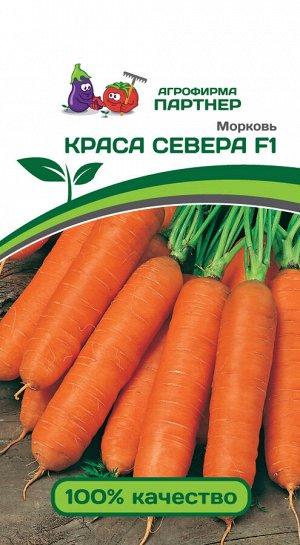 ПАРТНЕР Морковь Краса Севера F1 / гибриды