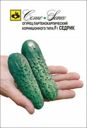 ТМ Семко Огурец партенокарпический Седрик F1/ гибриды с длиной плодов 6-12 см