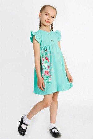 Платье Бабочки детское
