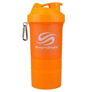 Шейкер SmartShake ORIGINAL 400ml (Neon Orange)