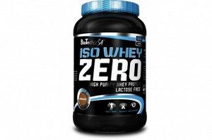 Протеины BioTech Iso Whey Zero lactose free 908g