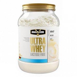 Протеины Maxler Ultra Whey Lactose Free 900 g (can)