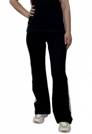 Женские спортивные штаны Harley-Davidson – лампасы на женских брюках – это вершина стиля №1003