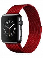"""Ремешок для Apple Watch Milano """"Миланская петля"""" 42-44 мм"""