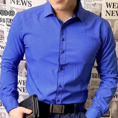 Your Style! Стильная одежда от 42 до 70 размера — Рубашки мужские