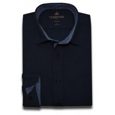 Царевич-детская сорочка это классика для школы — Рубашки детские свободный стиль д/р Tsarevich