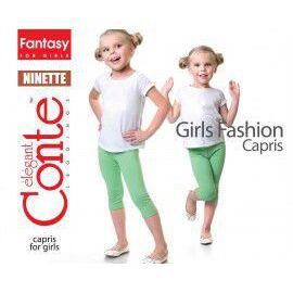 CONTE: колготки и носки для всей семьи. Быстрая доставка — Леггинсы и брюки девочкам