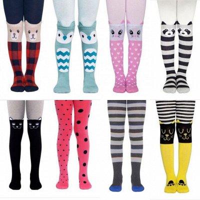CONTE: колготки и носки для всей семьи. Быстрая доставка — Колготки Tip-top — плотный хлопок, рост 62-164см