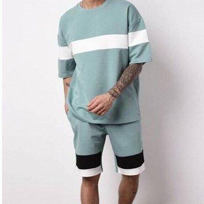 Your Style! Стильная одежда от 42 до 70 размера — Мужские костюмы с шортами