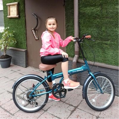 Японские горные складные велосипеды. В наличии — Японские велосипеды (city bike)