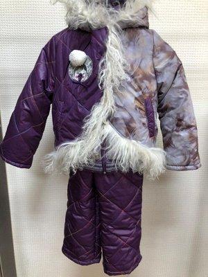 Orby костюм детский зимний для девочки