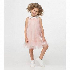 Платье для девочки Синий