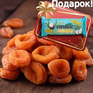 Курага Таджикистан + Батончик Cornline кокос 30гр