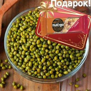 Крупа Маш + Батончик Nut N Go 42 гр