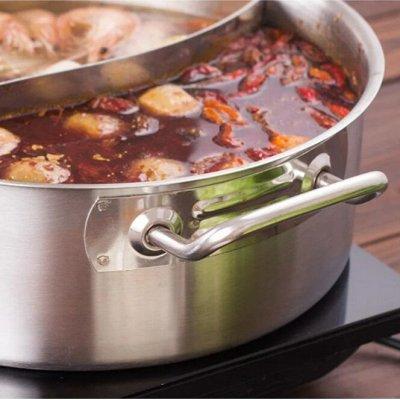 🏠 Все для дома и сада, Отдыха и Уборки — Алюминиевая посуда, нержавеющая сталь