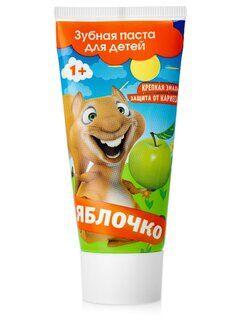 D.I.E.S Зубная паста д/детей Яблочко от 1 года 75 гр.