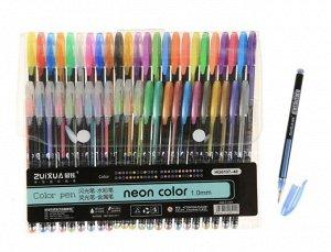 Неоновые ручки 48  цветов