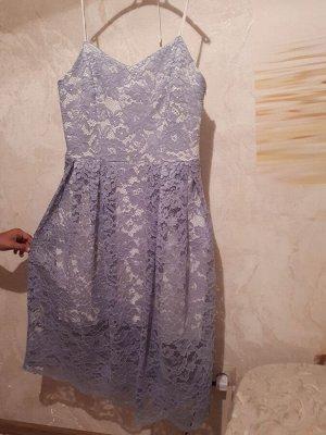 Шикарное платье нежно голубого цвета. Цена снижена!