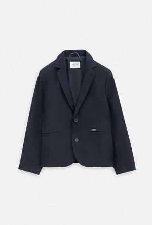 Пиджак детский для мальчиков Bori темно-синий