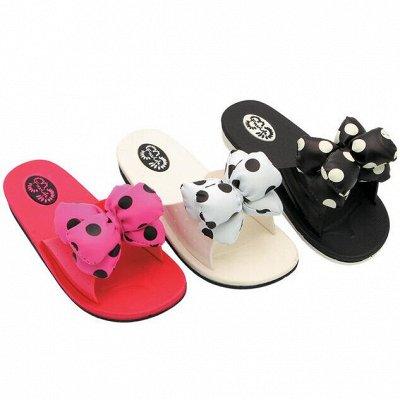 Большой выбор домашней и пляжной обуви. PLUSH-идея на подарок — Сланцы женские Bitis