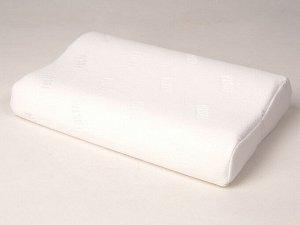 Подушка ортопедическая c эффектом памяти  для детей (40*26*8/6) FOSTA