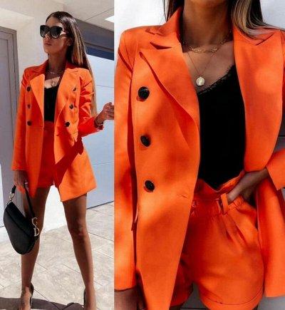 Супер Скидки лета! 🔥 Распродажа Одежды для всей семьи — «Мисс элегантность»Костюмы, жакеты от 42 до 60 размера