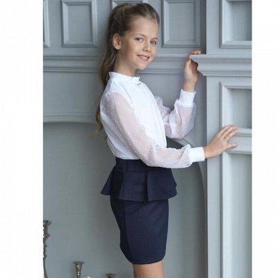 MATTIEL' - блузки и джемпера для девочек от 468руб — Юбки, платья и брюки