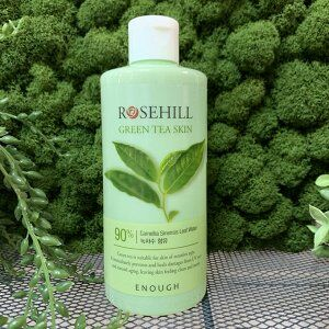 Тонер для лица с зелёным чаем Enough Rosehill Green Tea Skin