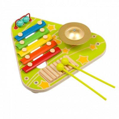 Мир деревянных игрушек — Бизиборды