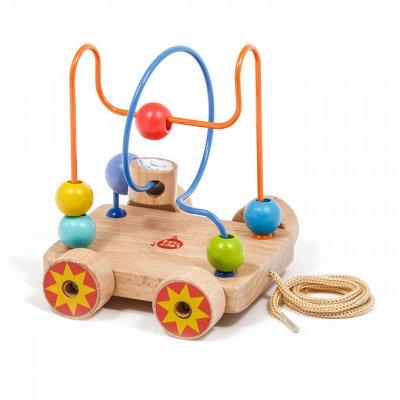 Мир деревянных игрушек — Лабиринты - каталки
