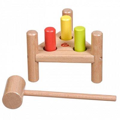 Мир деревянных игрушек — Стучалки