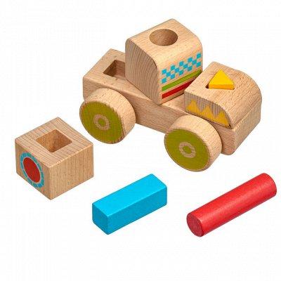 Мир деревянных игрушек — Сортеры