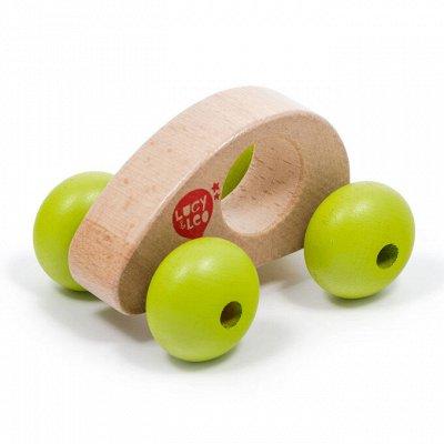 Мир деревянных игрушек — Каталки