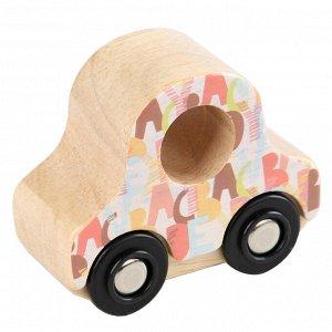 """Деревянная игрушка """"Машина"""""""