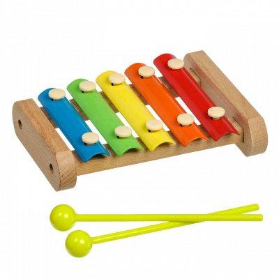 Мир деревянных игрушек — Музыка