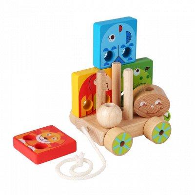 Мир деревянных игрушек — Паровозики