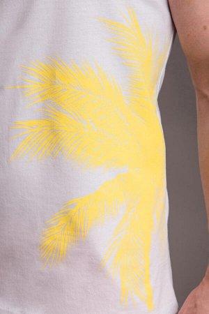 Майка Количество в упаковке: 1; Артикул: ШАР-1002-17; Цвет: Белый; Ткань: Кулирка; Состав: 100% Хлопок; Вес- от: 190 г.; Цвет: Белый Скачать таблицу размеров