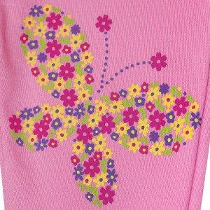 Леггинсы Количество в упаковке: 1; Артикул: МИЛ-0107.2/ЛА; Цвет: Розовый; Ткань: Интерлок; Состав: 100% Хлопок; Цвет: Розовый | Тёмно-синий | Лиловый | Белый Леггенсы-пояс на резинке. Ткань: Интерлок