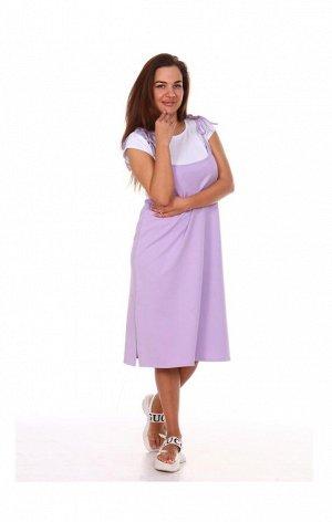 Сарафан Люси-2,фиолетовое, 551ф